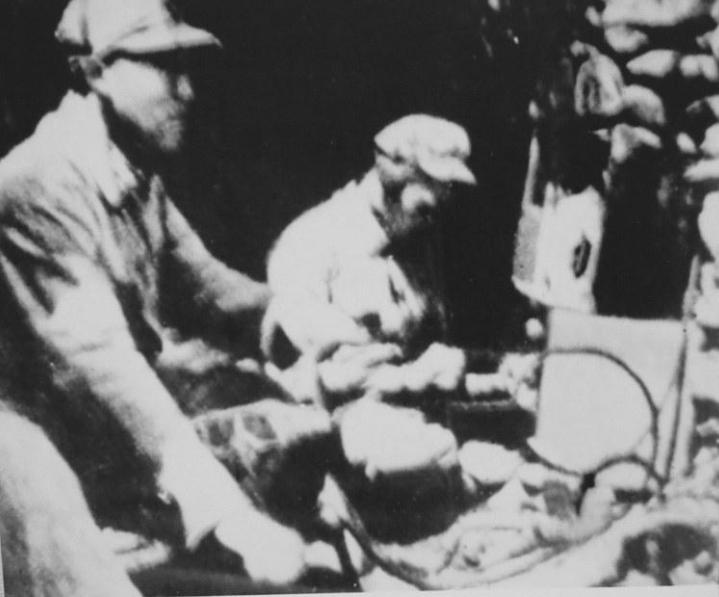 """日军旨在困死共产党八路军的""""囚宠政策""""全面展开."""