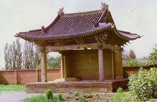 """建筑结构为""""井""""字形框架"""