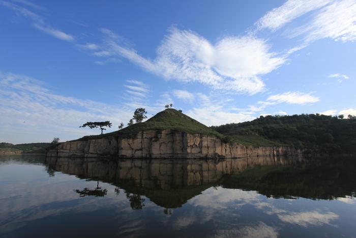 沁县——圪芦湖风景区