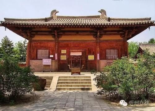 """忻州还有一个""""中国第一"""",那就是中国现存最古老的唐代木构建筑-"""