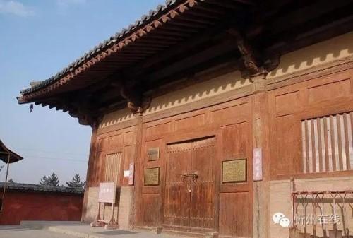 南禅寺——中国最古老的木结构建筑