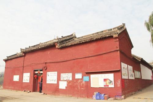 小张本庄村地图
