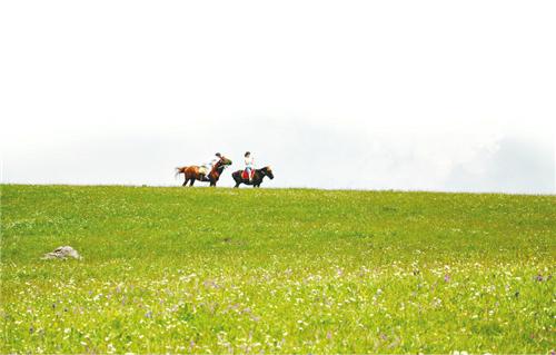 花塔民俗村风景区   位于灵丘县独峪乡,这里四面环山,河水绕